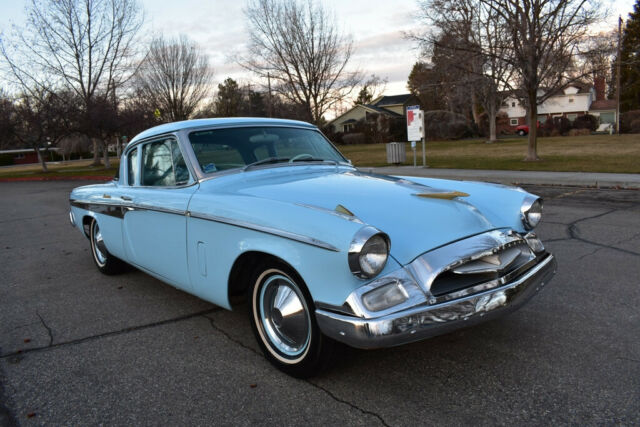 1955 Studebaker State Coupe