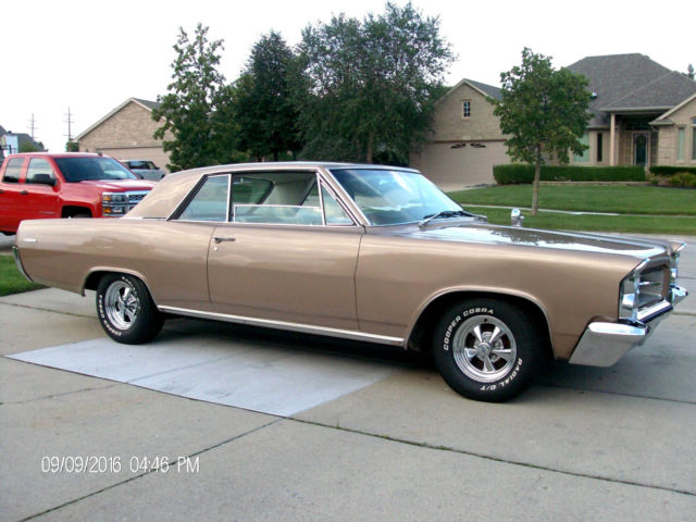 1963 Pontiac Grand Prix Two door V8 Hardtop 389 4 BARREL