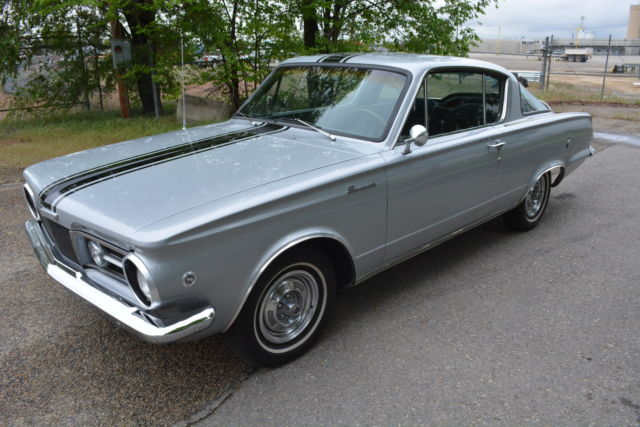 1965 Plymouth Barracuda FORMULA S