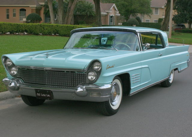 1960 Lincoln Mark Series MARK V COUPE - SURVIVOR - 58K MILES