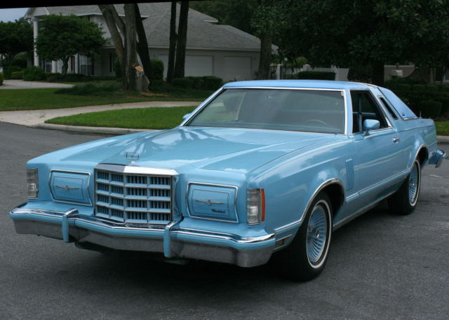 1979 Ford Thunderbird HERITAGE SPECIAL EDITION - 39K MILES
