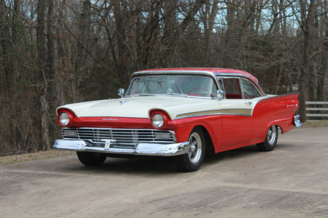 1957 Ford Fairlane 500 - Very Cool 1957 Cruiser