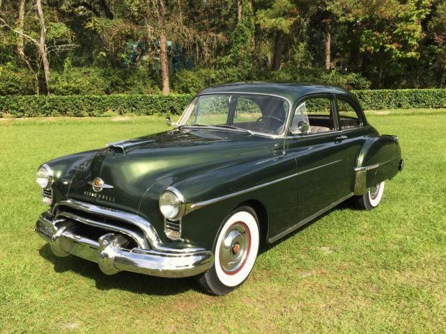 Beautiful Restored 1950 Oldsmobile 2 Door 1951 1952 1953 1954 1955