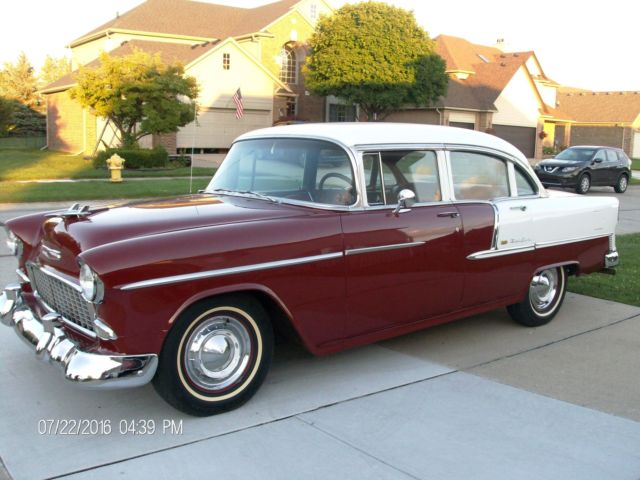 1955 Chevrolet Bel Air/150/210 265 V8   BELAIR