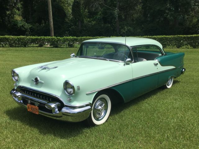 1955 Oldsmobile Eighty-Eight 2 Door Hardtop
