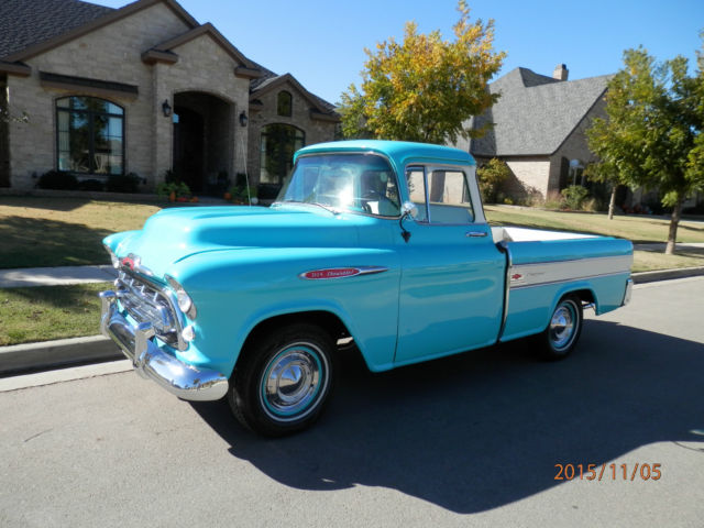 1957 Chevrolet Other Pickups Model 3124 Cameo Carrier