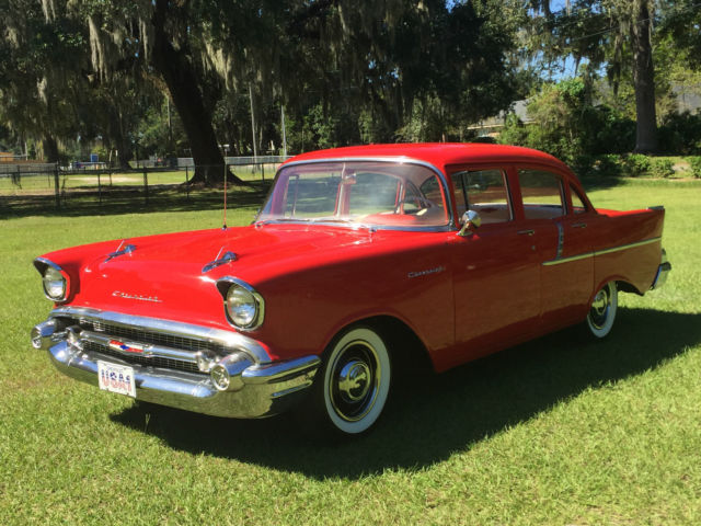 1957 Chevrolet Bel Air/150/210 One-Fifty