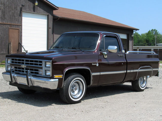 1986 Chevrolet Other C10 Fleetsid