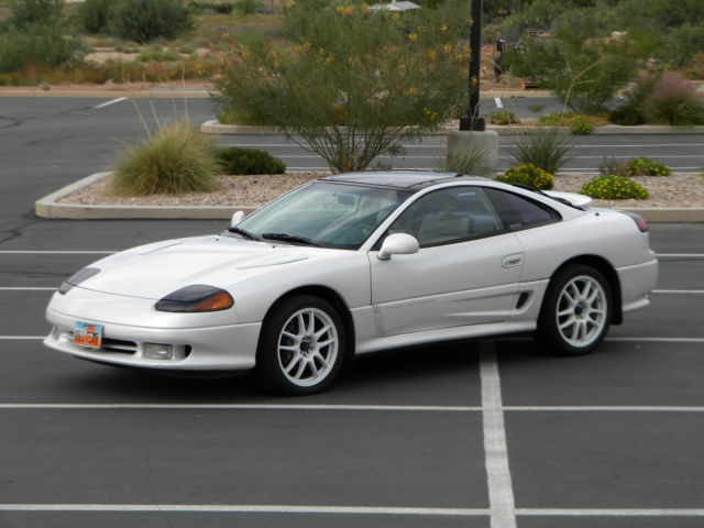 1992 Dodge Stealth R/T Twin Turbo All Wheel Drive