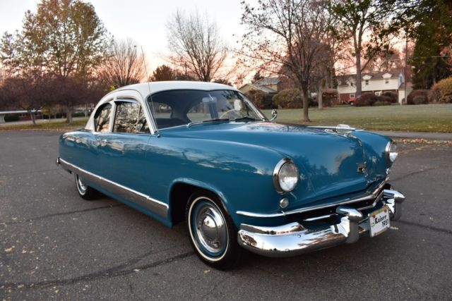 1951 Other Makes Deluxe Club Coupe
