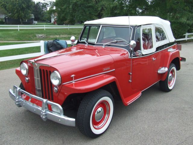 1949 Willys Overland Overland Jeepster
