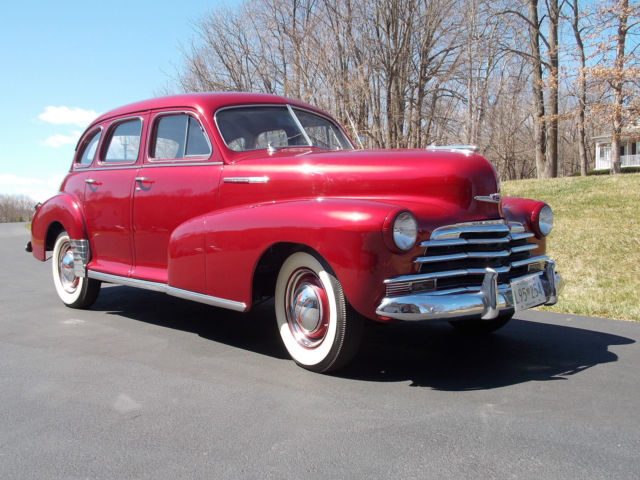 1947 Chevrolet Other FLEETMASTER
