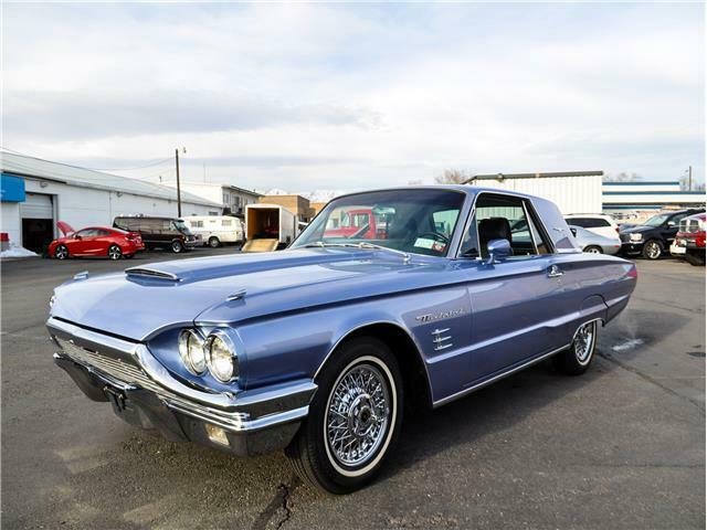 1964 Ford Thunderbird Sport Coupe