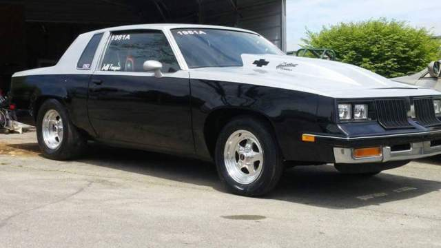 1982 Oldsmobile Cutlass Cutlass supreme