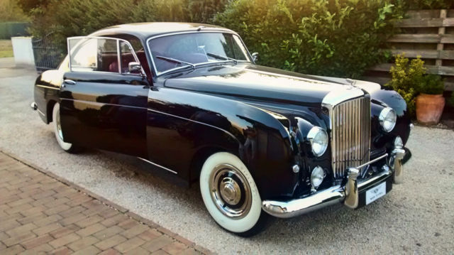 1959 Bentley Continental S1 Coupe