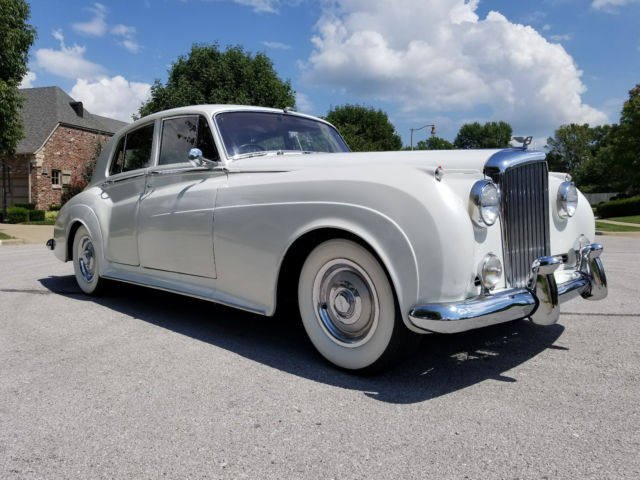1956 Bentley S1 Series Saloon Limo