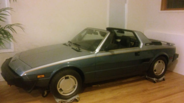 1987 Fiat Other X1/9