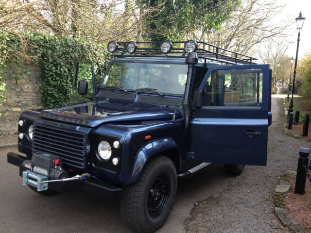 1980 Land Rover Defender County 110 Station Wagon 5 Door