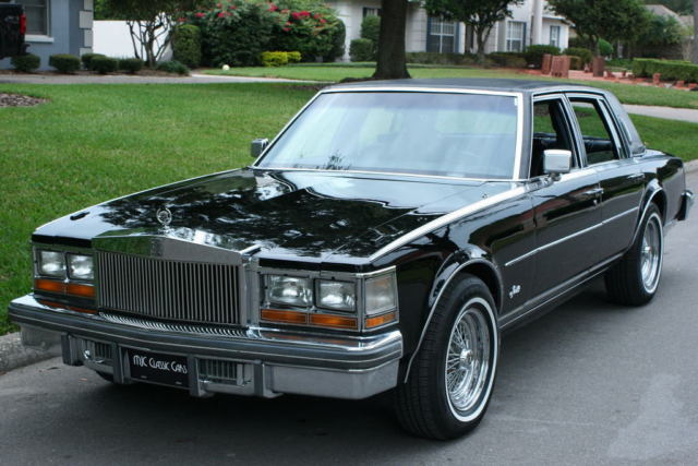1978 Cadillac Seville  LOW MILE SURVIVOR - 59K MILES