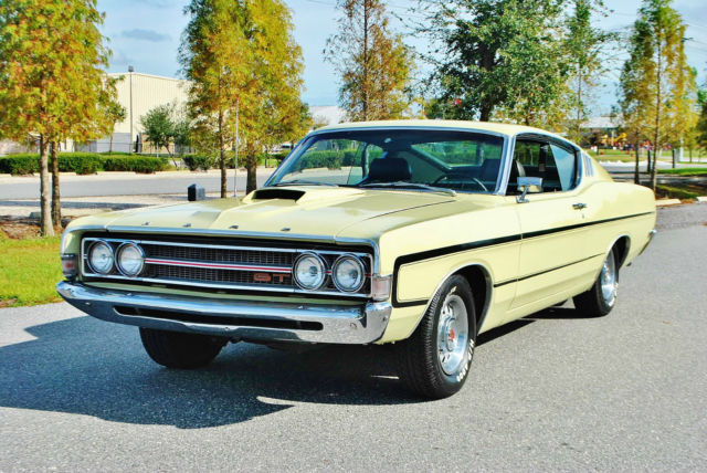1969 Ford Torino must be seen documented all records mint