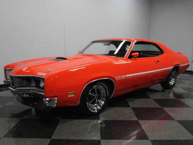 1970 Mercury Other Cyclone