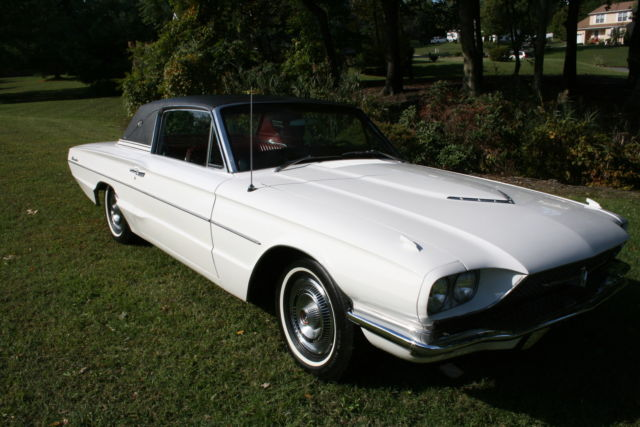 1966 Ford Thunderbird T Bird