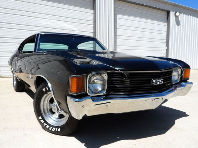 1972 Chevrolet Chevelle SS 4 SPEED BIG BLOCK