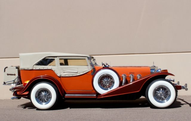 1975 Other Makes Excalibur series III 3 SSK Phaeton