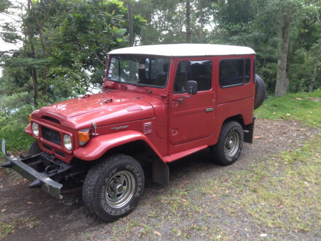 BJ40 Diesel - Located in Costa Rica for sale: photos