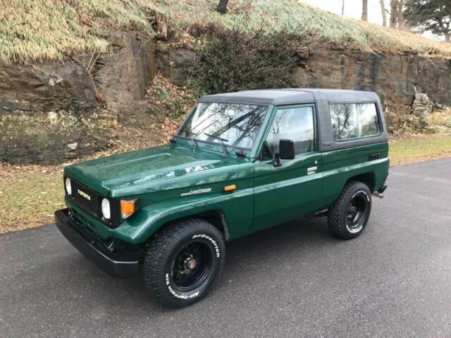BJ73 (fj70) Euro Import 3b Diesel Removable Top Rare and Rockin Free