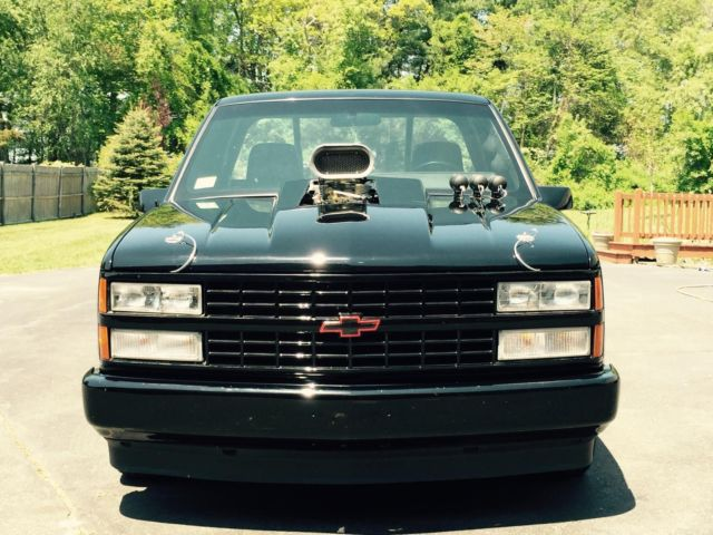 1990 Chevrolet C/K Pickup 1500 REAL 454SS CHASSIS HEAVILY UPGRADED