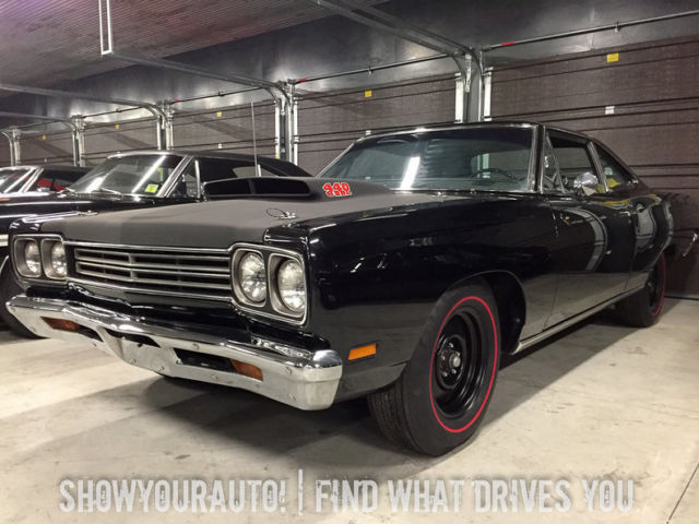 1969 Plymouth Road Runner --