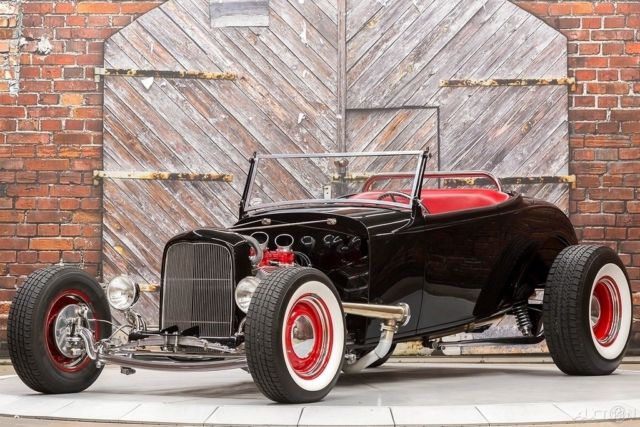 1930 Ford Model A Roadster Hiboy