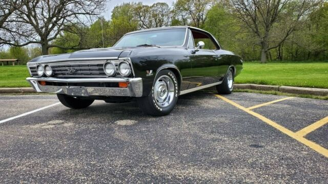 1969 Chevrolet Chevelle -SS396-MINT CONDITION RESTORED-BEST COLOR COMBO-