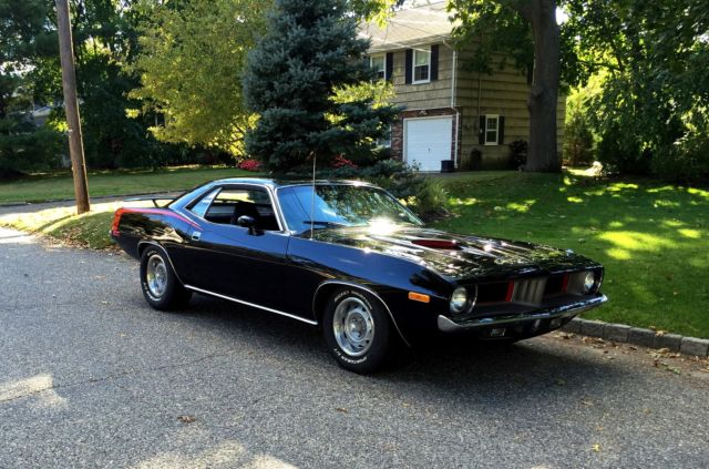 1973 Plymouth Barracuda 'Cuda 340