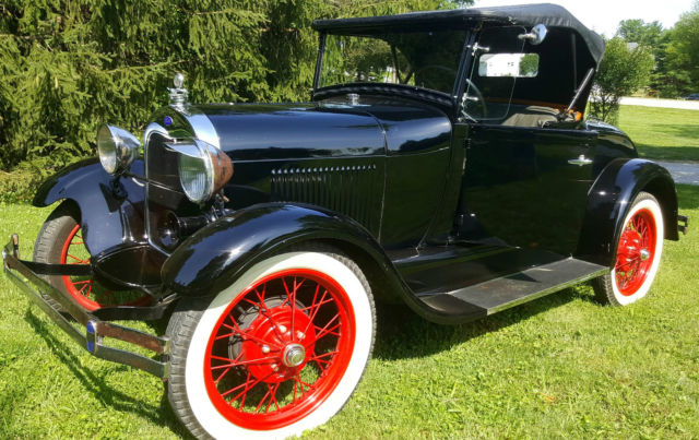 1929 Ford Model A Great for parades & fun days with the family!