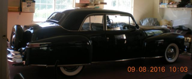 1946 Lincoln Continental continental