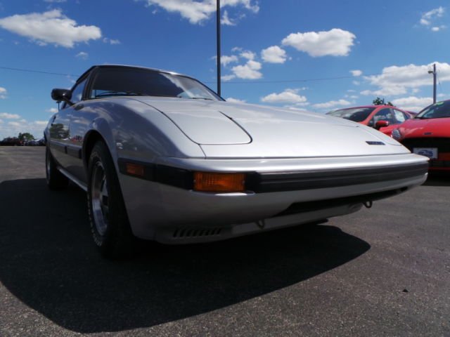 1985 Mazda RX-7 2dr Coupe GS