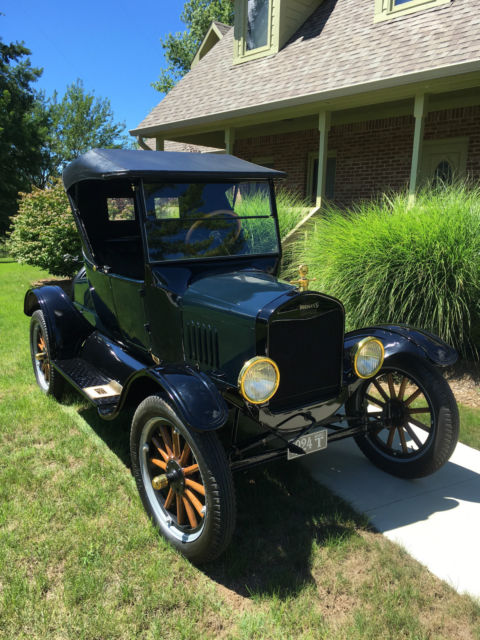 1924 Ford Model T Runabout