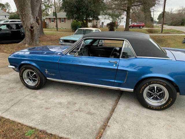 1968 Ford Mustang 2DR HARDTOP