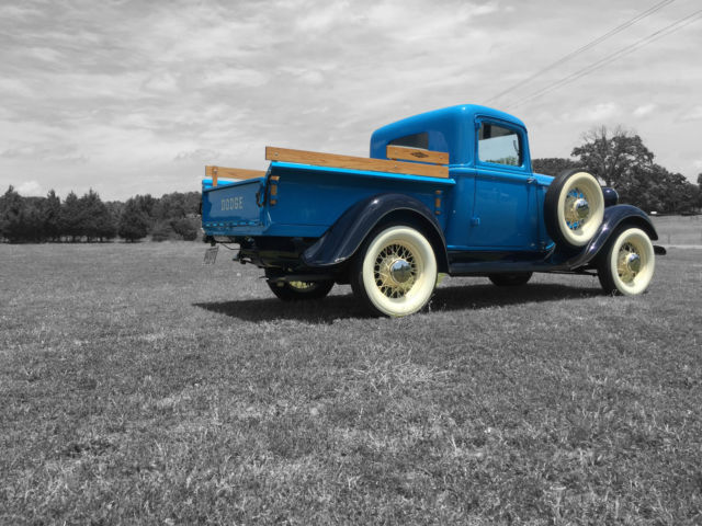 1934 Dodge Other Pickups KC
