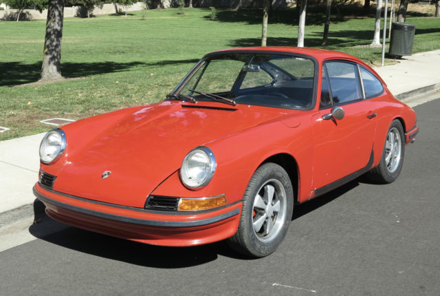 1965 Porsche 911 2 Door Sport Coupe