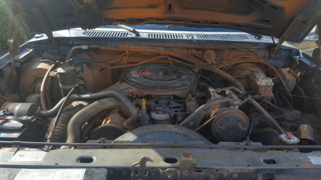 Blue Used Ford F 250 1981 1982 1983 1984 1985 1986
