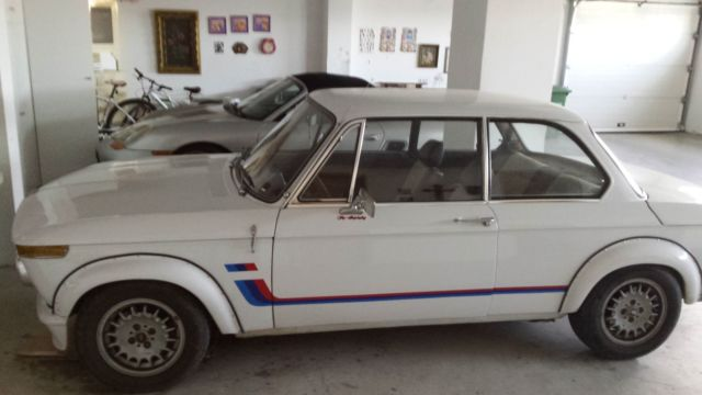 1969 BMW 1600 ti 1602 ti look turbo