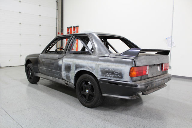 BMW 1989 BMW E30 M3 Project Car Rolling Chassis LSX Swap for