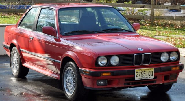 BMW 1990 E30 325iX Manual Trans Coupe Original Owner for sale