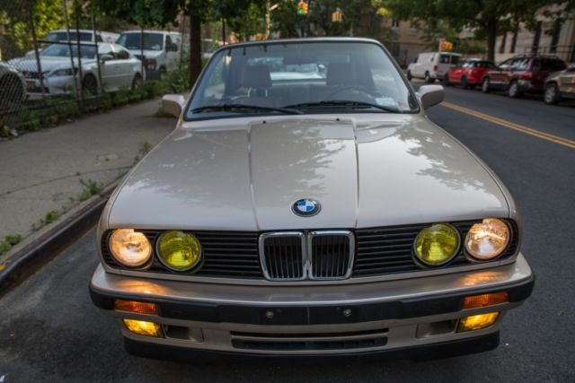 1991 BMW 3-Series bmw 325i convertible