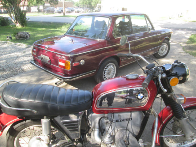 bmw 2002 tii 1974 chrome bumpers rare electric sunroof ac very nice for sale photos. Black Bedroom Furniture Sets. Home Design Ideas