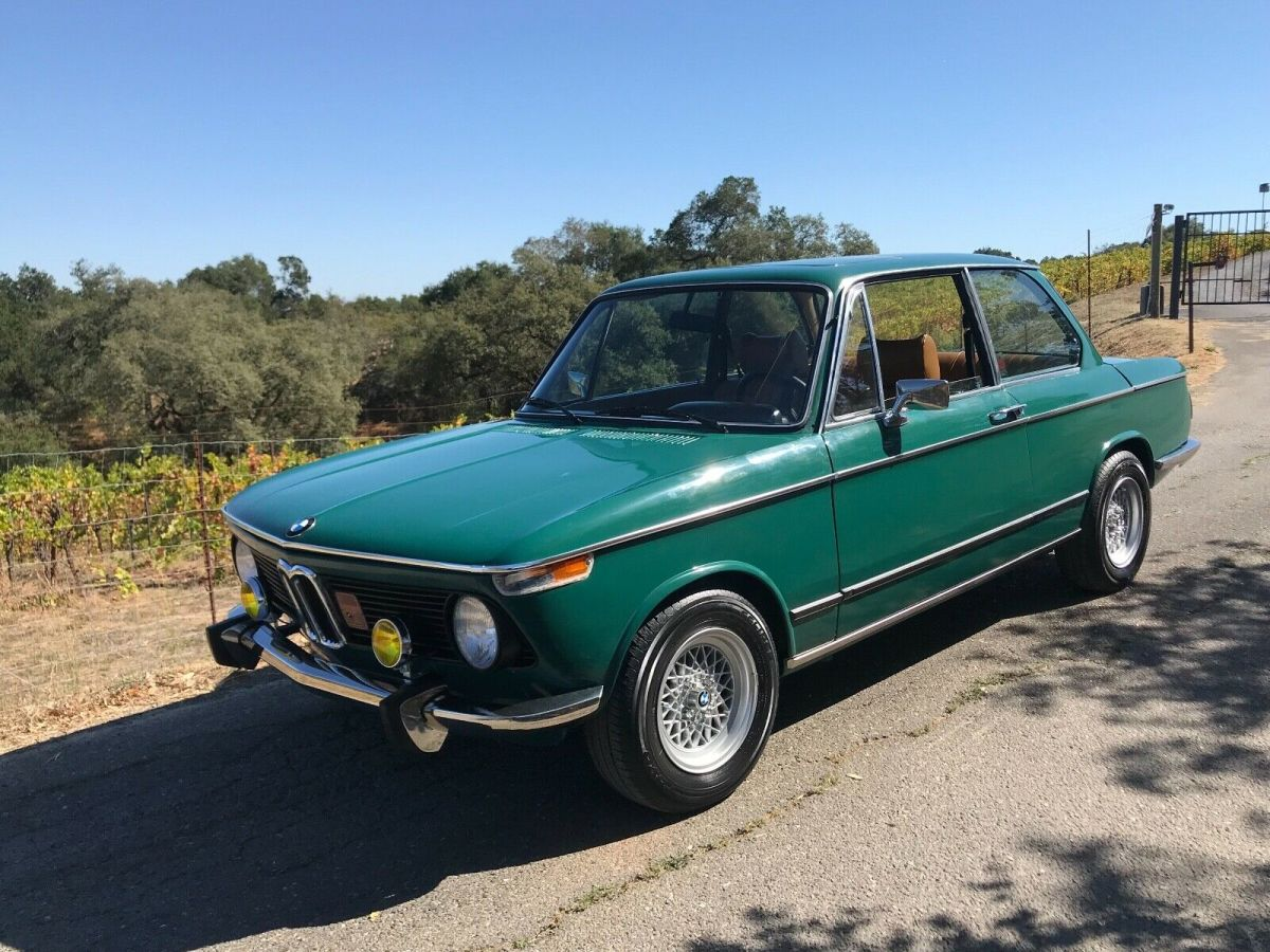 TURBO 1602 1969 1970 1971 1972 1973 Clutch Disc N.O.S TII BMW 2002 TI