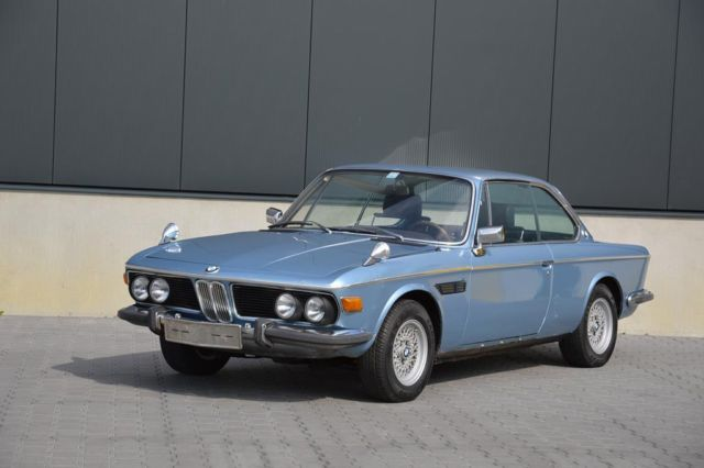 bmw 3 0 csi e9 coupe 1973 running driving cars that. Black Bedroom Furniture Sets. Home Design Ideas